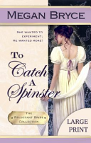 To Catch a Spinster   Large Print