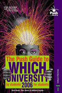 The Push Guide to Which University
