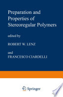 Preparation and Properties of Stereoregular Polymers Pdf/ePub eBook
