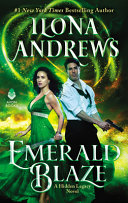 Book Emerald Blaze