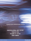 Internetworking With Tcp Ip Volume One Pearson New International Edition