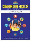 Barron s Common Core Success Grade 5 Math