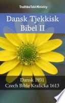 Dansk Tjekkisk Bibel II