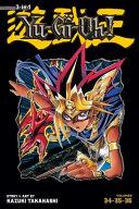 Yu Gi Oh   3 in 1 Edition   Vol  12