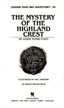 The mystery of the Highland Crest