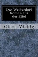 Das Weiberdorf Roman Aus Der Eifel