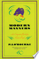 Modern Manners : the #1 new york times–bestselling...