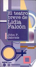 El Teatro Breve De Lidia Falc N