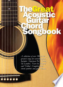 The Great Acoustic Guitar Chord Songbook