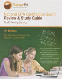 National Occupational Therapy Assistant Certification Exam Review   Study Guide