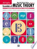 Essentials of Music Theory  Book 1 Alto Clef  Viola Edition
