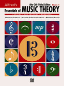 Essentials of Music Theory, Book 1 Alto Clef, Viola Edition