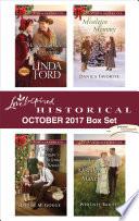 Love Inspired Historical October 2017 Box Set