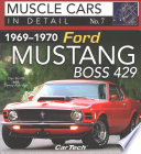1969 1970 Ford Mustang Boss 429