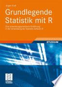 Grundlegende Statistik mit R