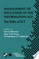 Management of Education in the Information Age
