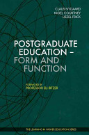 Postgraduate Education