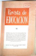 Revista de Educaci  n