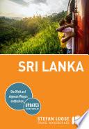 Stefan Loose Reisef  hrer Sri Lanka