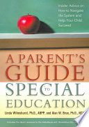 A Parent s Guide to Special Education
