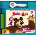 Masha e Orso  Quiz e filastrocche  Con gadget