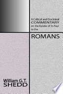 Commentary On Romans book