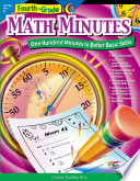 Math Minutes  4th Grade  eBook