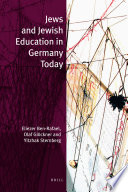 Jews and Jewish Education in Germany Today