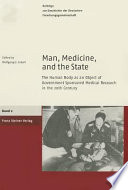 Man  Medicine  and the State