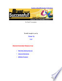 BrandYourselfSuccessful Content pdf