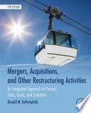 Mergers  Acquisitions  and Other Restructuring Activities