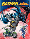 Batman Classic  The Batman Reusable Sticker Book