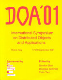 Proceedings of the International Symposium on Distributed Objects and Applications