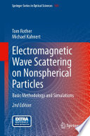 Electromagnetic Wave Scattering On Nonspherical Particles book