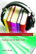Read On Audiobooks Reading Lists For Every Taste book