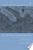 EU Counter Terrorism Law