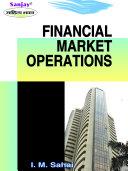 Financial Market Operations Book