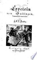 Eppelein von Gailingen dramatisch bearb. von G. F. A. Hansing