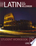 Latin for the New Millennium  Level 2  student workbook