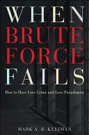 When Brute Force Fails