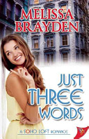 Just Three Words Book Cover