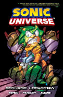 Sonic Universe 8: Scourge: Lockdown : counterpart to sonic the hedgehog--plots his...
