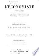 L'Economiste français