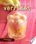 Nouvelles recettes de verrines