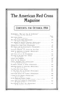 The Red Cross Magazine book
