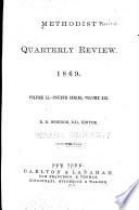 The Methodist Quarterly Review