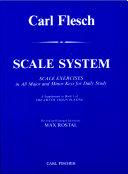 Scale System Violin Book