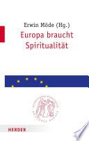 Europa braucht Spiritualität
