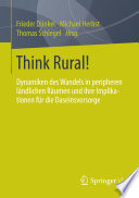 Think Rural!