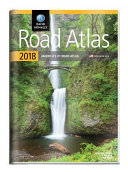 Rand Mcnally 2018 Road Atlas with Vinyl Protective Cover